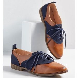 ModCloth Restricted Women's Oxford Style Shoes 8